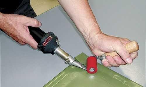 Термофен для пайки пластмасс своими руками 45