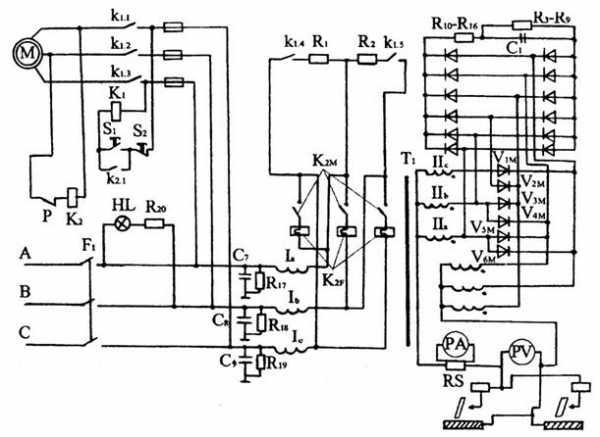 Схема подключения сварочного аппарата вдм стабилизатор напряжения элекс ампер